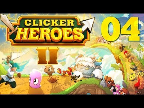 HIT A BRICK WALL | Clicker Heroes 2 #4