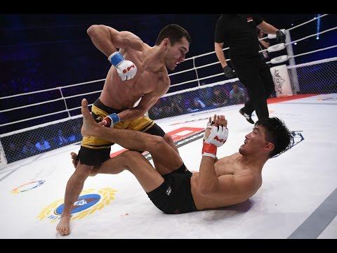 Sergey Morozov vs. Rijirigala Amu, M-1 Challenge 53, Beijing - FREE only on Youtube M-1