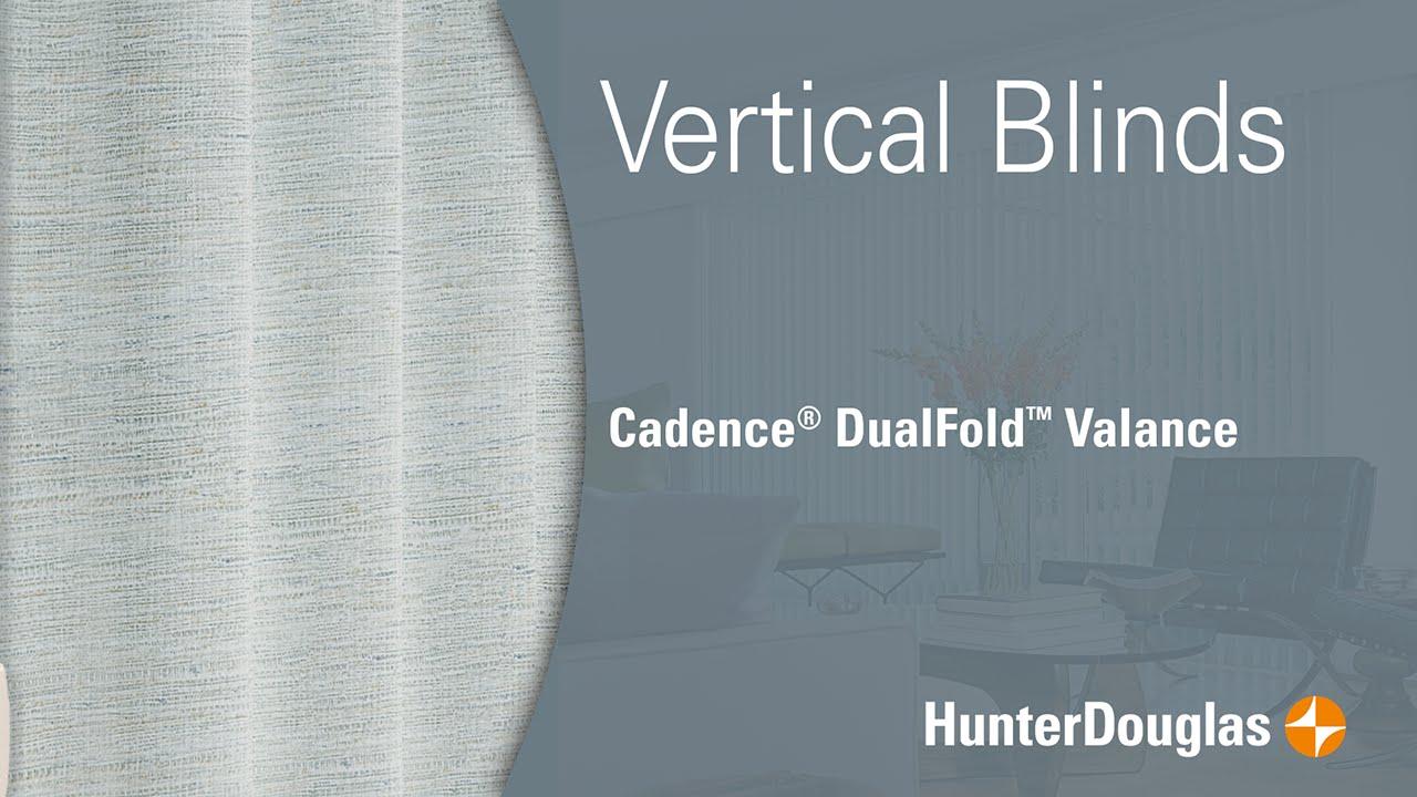 Vertical Blinds Valance