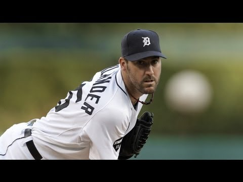 Justin Verlander Signs 5-Year $180 Million Extension with Detroit Tigers