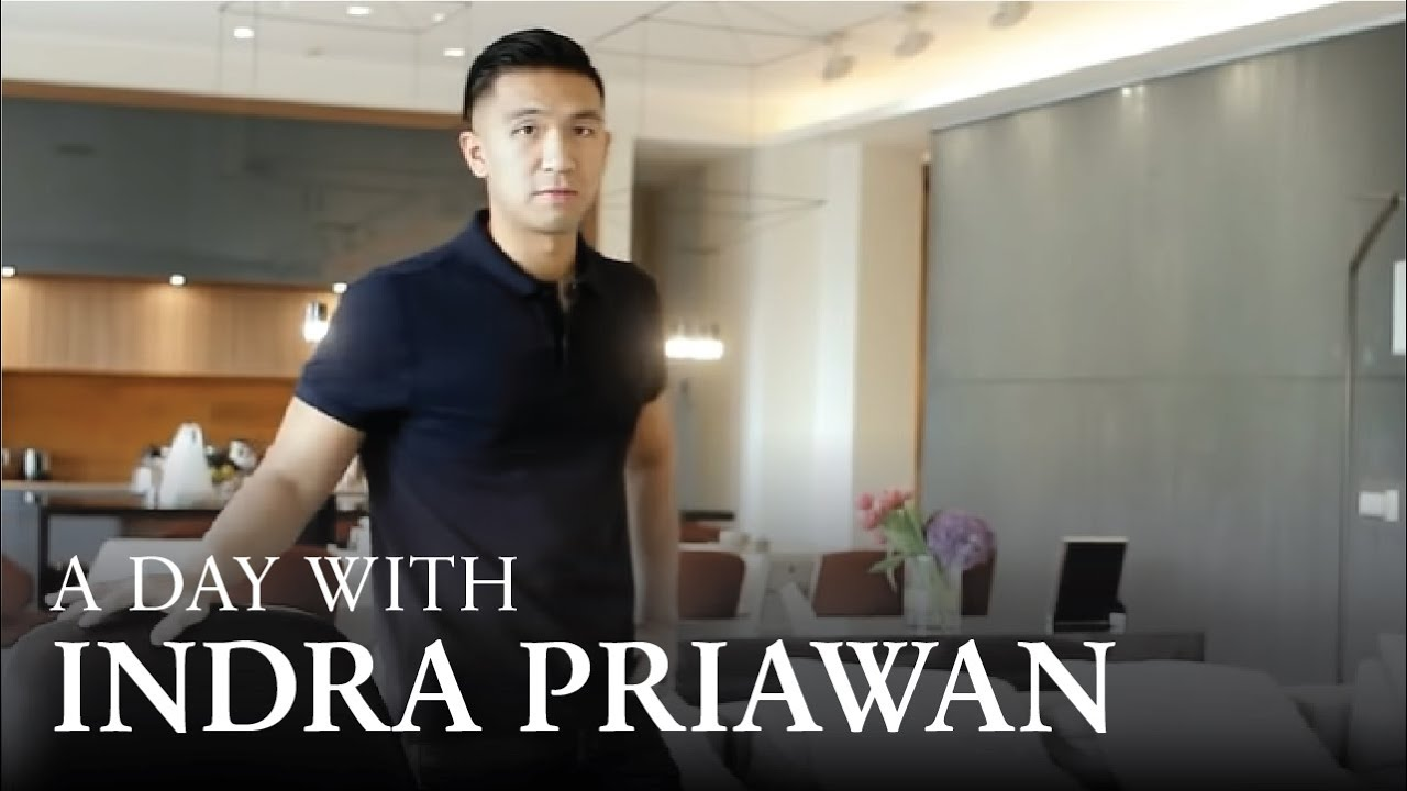 One Day With Indra Priawan Bos Blue Bird Group Youtube
