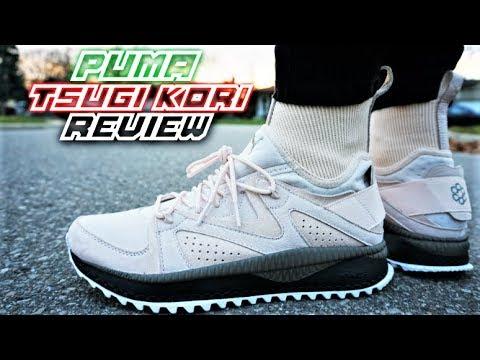 09c228115a57 Best Puma Sneaker 2017  PUMA TSUGI KORI REVIEW! - YouTube