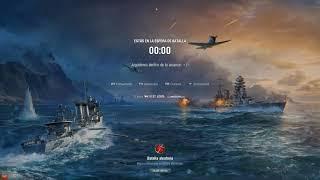 WORLD OF WARSHIPS VUELVE POR NAVIDAD