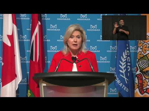 Mayor Crombie's COVID-19 Press Conference: Wednesday, March 10, 2021