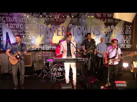 Saint Motel - My Type [Live From The Paper Towns Get Lost Get Found Livestream]