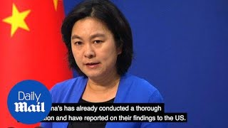 China says it protects foreign diplomats after US Consulate incident
