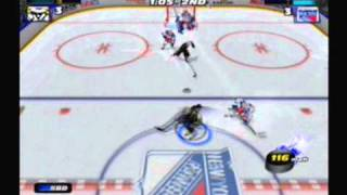 NHL Hitz 2003 Playoffs: Stanley Cup Finals Game 6 - Streator vs. NY Rangers