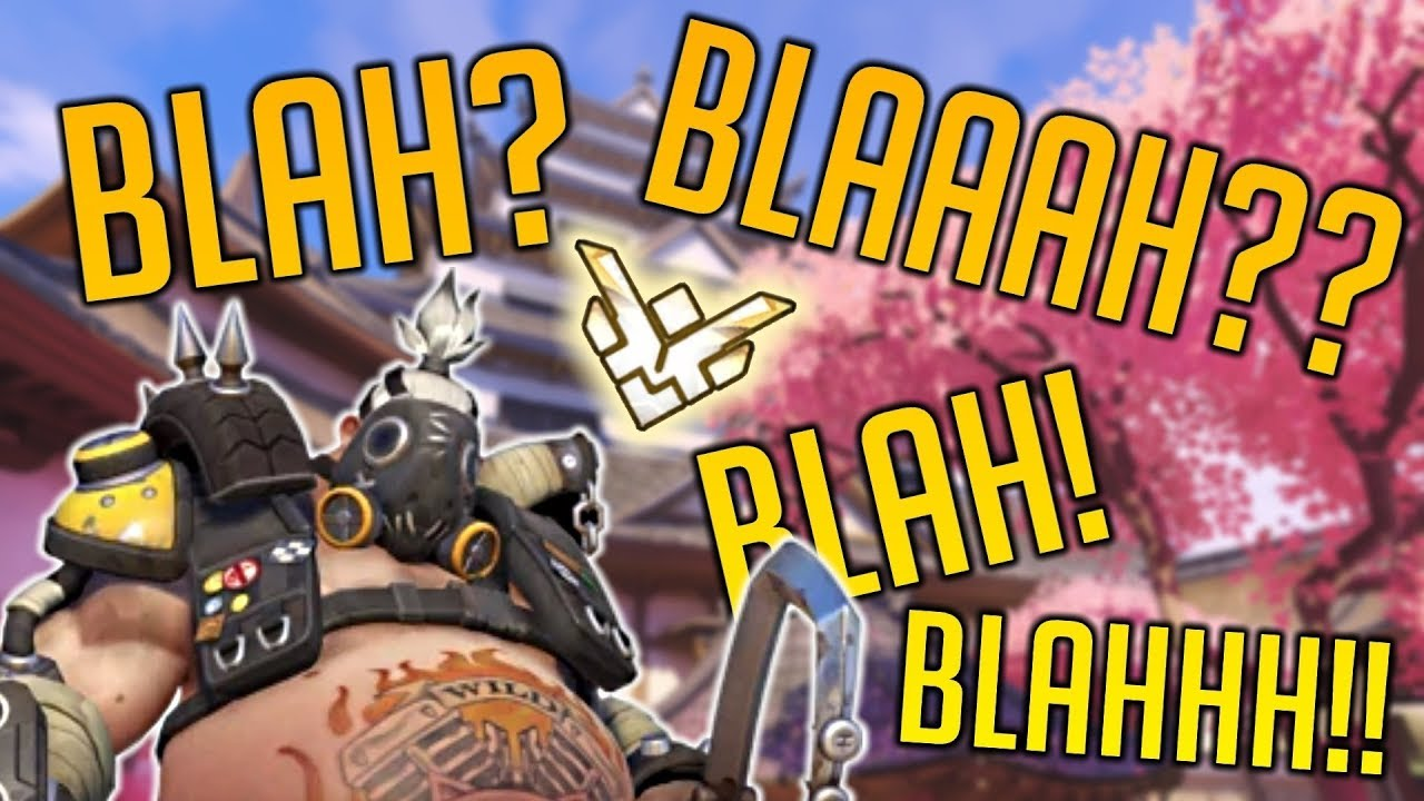 Overwatch - THE LEGEND OF BLAH - Stack Vid