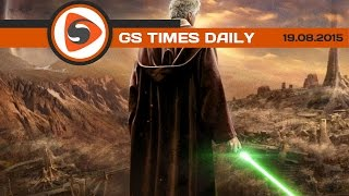 GS Times [DAILY]. «Звёздные войны», Scalebound, Windows 10