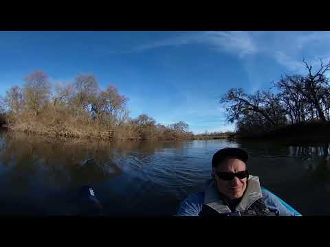 Kayaking Consumes River wildlife Preservation