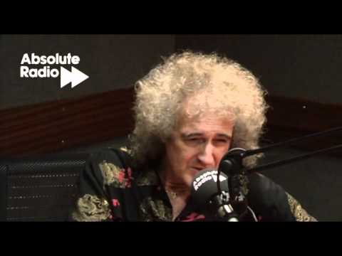 Queen interview: Brian May on Don't Stop Me Now