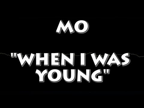 MO - WHEN I WAS YOUNG (KARAOKE VERSION / INSTRUMENTAL REMAKE)