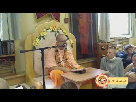 Бхагавад Гита 11.2 - Бхактивайбхава Свами