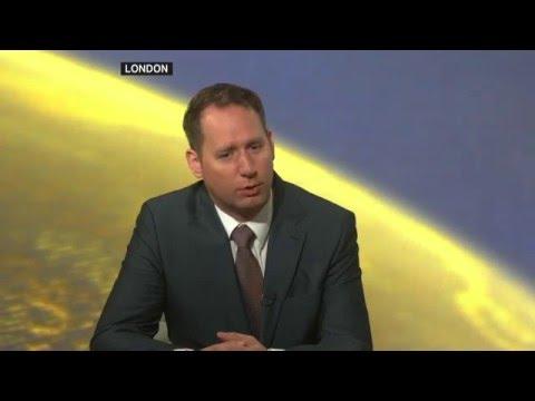 """Dennis De Jong, UFX managing director speaks on Reuters """"Money Matters"""""""