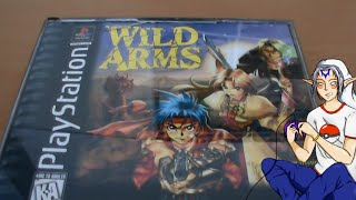 Gambar cover Wild Arms PS1 Unboxing