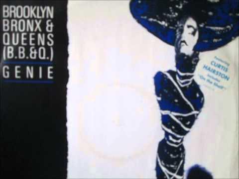 B B & Q Band  - Genie. 1985 (12