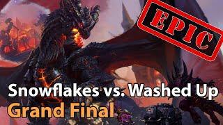 Grand Final: WU vs. ŠS - Heroes of the Storm Tournament