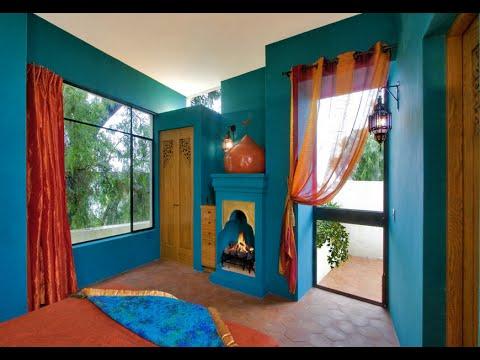 Шторы на дверь и дверной проем - как эффектно преобразить комнату и добавить уюта.