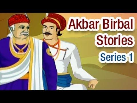 Akbar Birbal Marathi Stories - Series 1