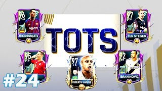 TOTS !!! | FIFA MOBILE 19 #24