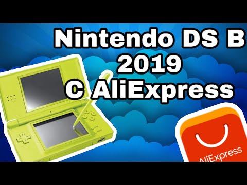 Nintendo DS в 2019 - купил консоль на ALIEXPRESS!