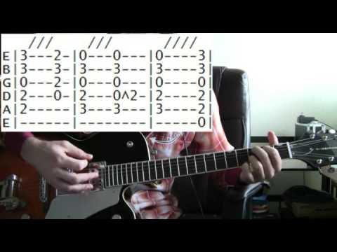 guitar lessons online Alice in chains nutshell tab