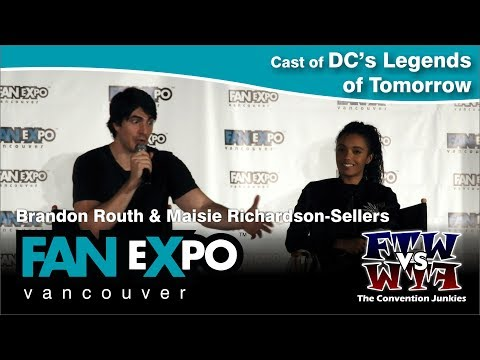 Cast of DC's Legends of Tomorrow - Fan Expo Vancouver 2017 Q&A Panel