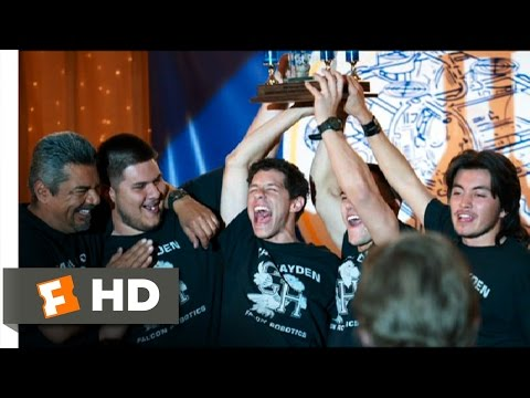 Spare Parts (2015) - First Prize Scene (10/10) | Movieclips