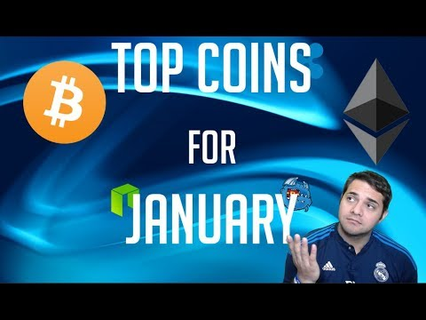 My Top Coins for January