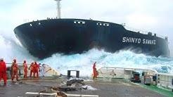 Big Ships Crashing Compilation
