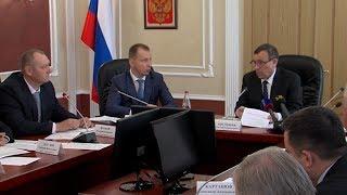 Врио главы Марий Эл Евстифеев провел чрезвычайное совещание «по дорогам»