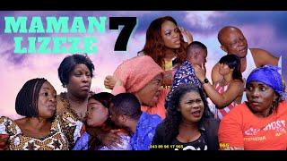 MAMAN LIZEZE  Ep 7 theatre congolais avec Alinga,Papa Kofi,Darling,Rais,Buyubuyi,Makambo