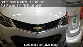 2017 Chevrolet Cruze LT Auto 4dr Sedan for sale in Dell Rapi