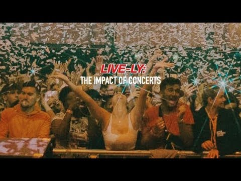 LIVE LY: The Impact Of Concerts (A DOCUMENTARY BY PAT NUEVAORLANDA)