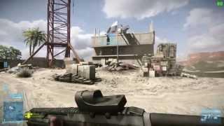 EVGA GTX 780 ACX - i7 4770k - Battlefield 3 Gameplay - Max Settings