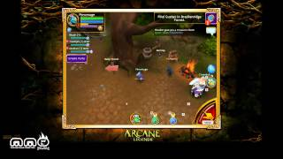 Arcane Legends Gameplay