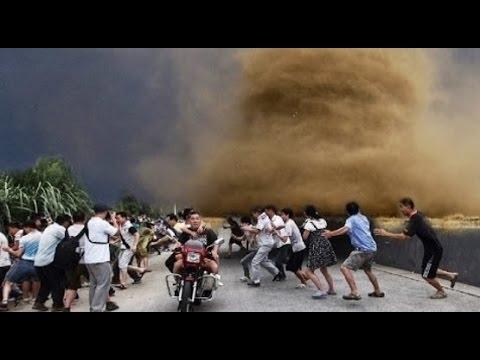 Dünyanın En Korkunç 10 Kasırga Anı - Efsaneler #8