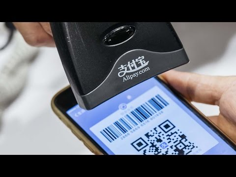 Mobile payment services benefit Chinese shoppers abroad