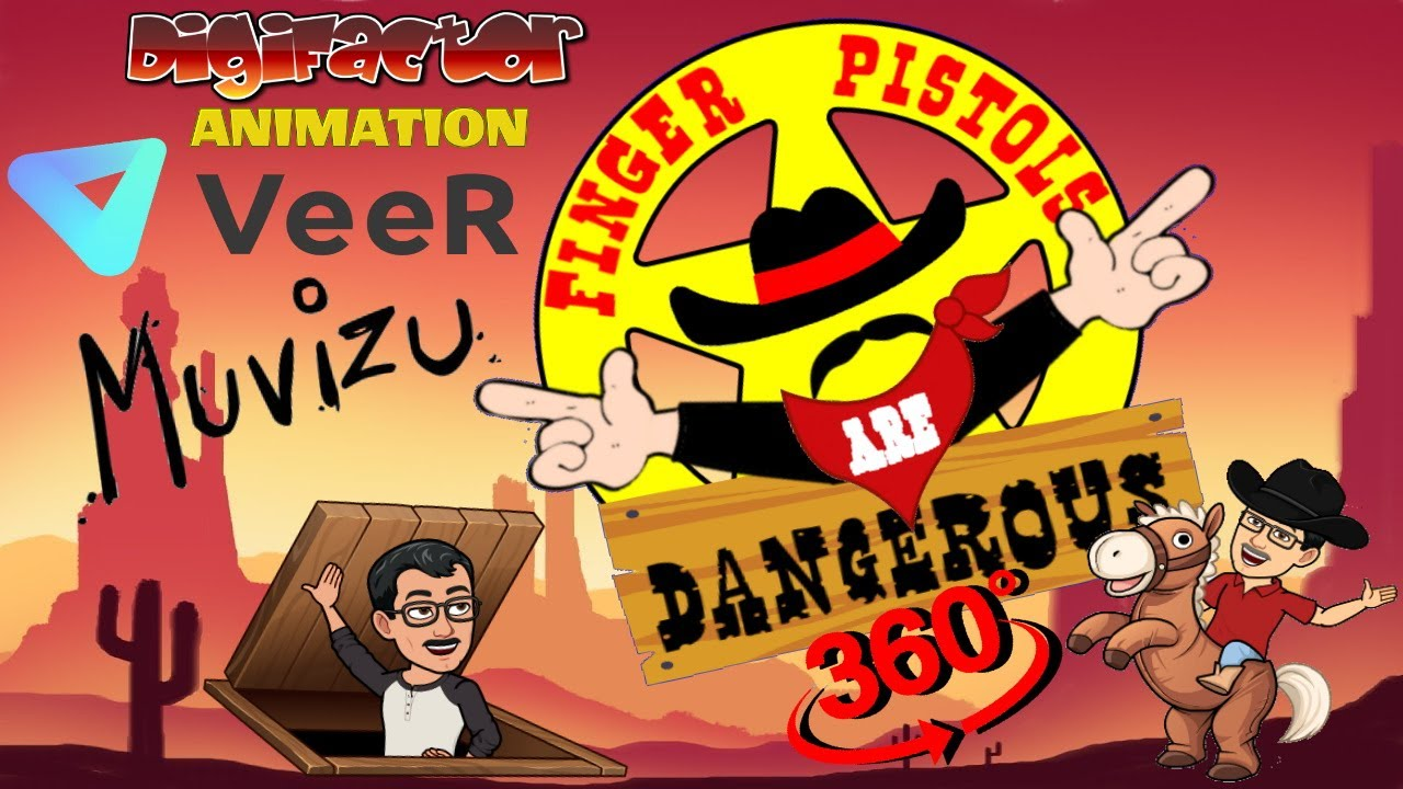 Finger Pistols are Dangerous Adventure Game