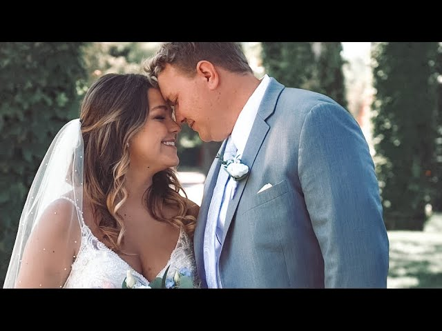 Kelly & Connor Wedding Video! (Columbus Indiana)
