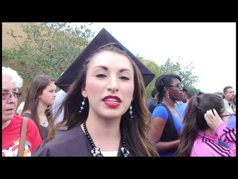 Coastal Bend College Graduation 2017 Interviews