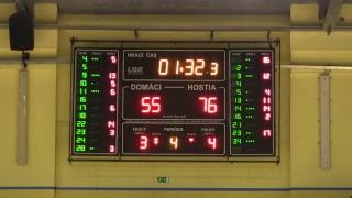 YOUNG ANGELS Košice - MBK Ružomberok