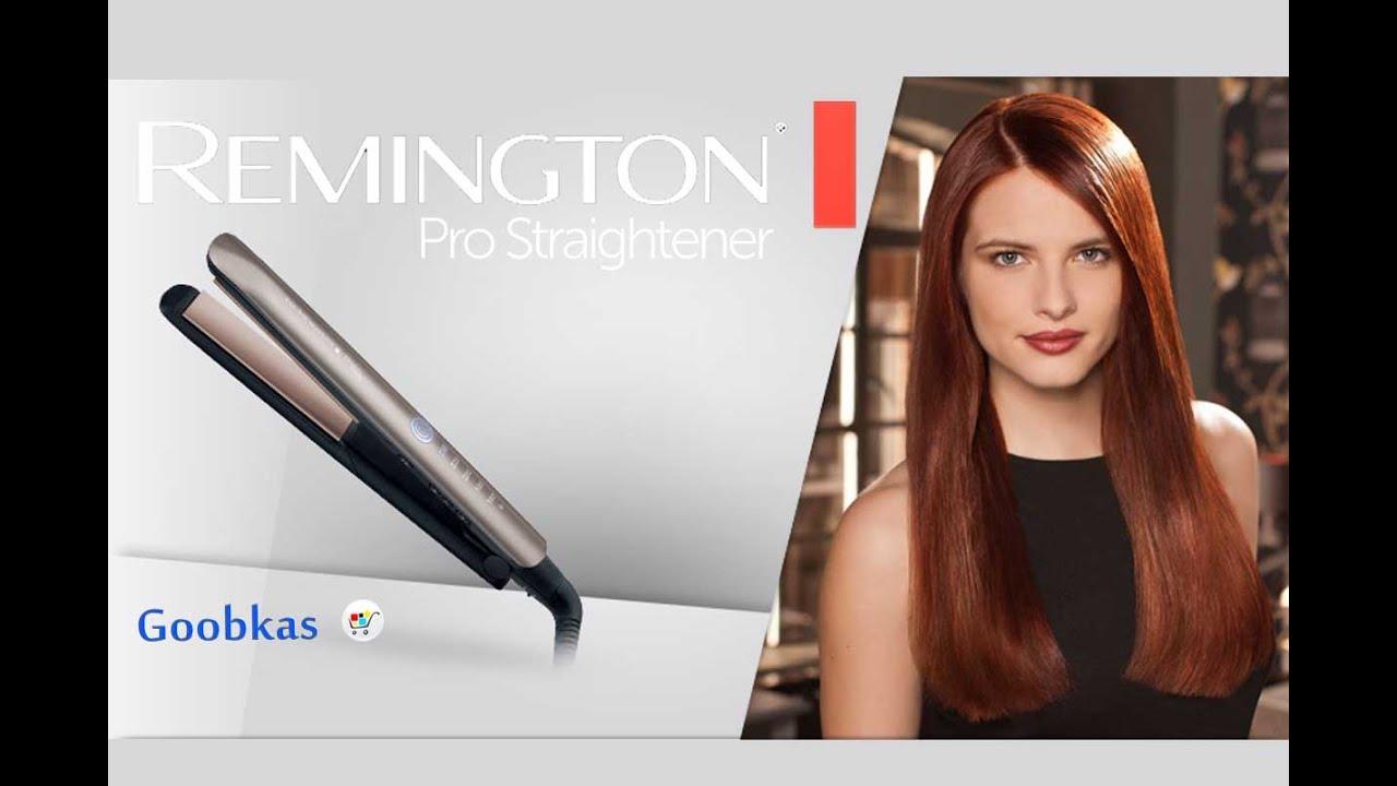 Купить выпрямитель волос remington keratin therapy pro s8590