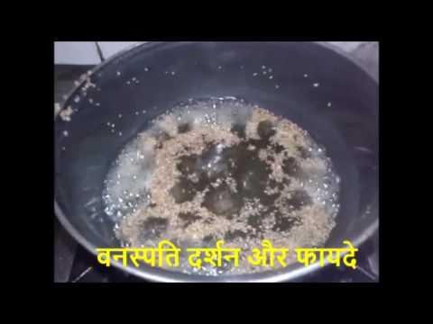 देसी घरेलू गर्भनिरोधक नुस्खा अजवायन से Desi Ghrelu Garbhnirodhak Nuskha Ajvaain Se