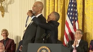 kareem abdul jabar awarded medal of freedom