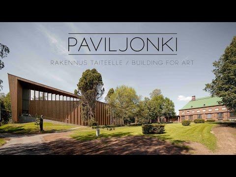 Paviljonki - rakennus taiteelle