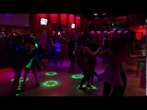 Salsa Social at Alberto's Nightclub, Mountain View