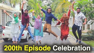Celebrating 200th Episode with Ashna and Saleel | ztalks | Episode 200