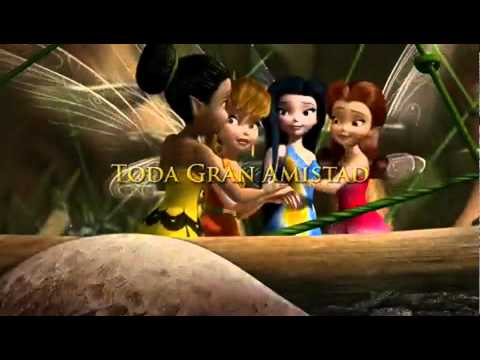 Tinkerbell - Hadas al rescate Trailer