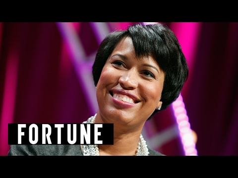 D.C. Mayor Muriel Bowser Discusses What It's Like Being a Woman in Politics I Fortune